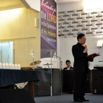 Rev Noel Goh's introduction on the Tenebrae Service